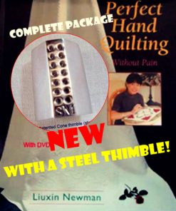 learn hand quilting