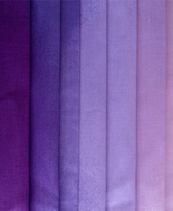 Light purple quilting fabric