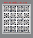 Quilted Cushion Pattern – Turkish Delight 2
