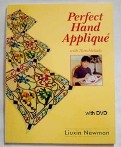 perfect hand applique book