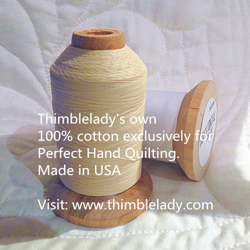 hand quilting threads